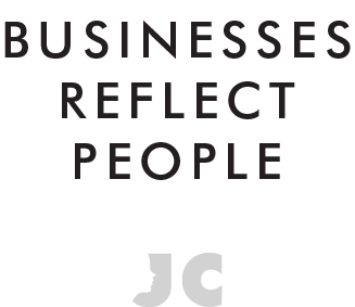 reflecting your business